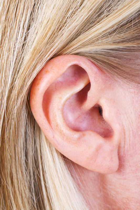 Can you describe how to get a ear infection?