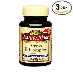 Which b vitamin should I take for stress?