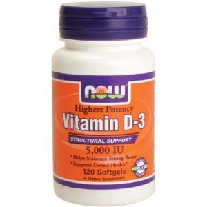 What is latest benefit for vit d?