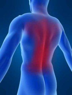 Why do I keep getting high stomache pain and back pain?