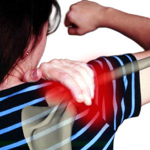 How long will it take for a shoulder injury to heal?