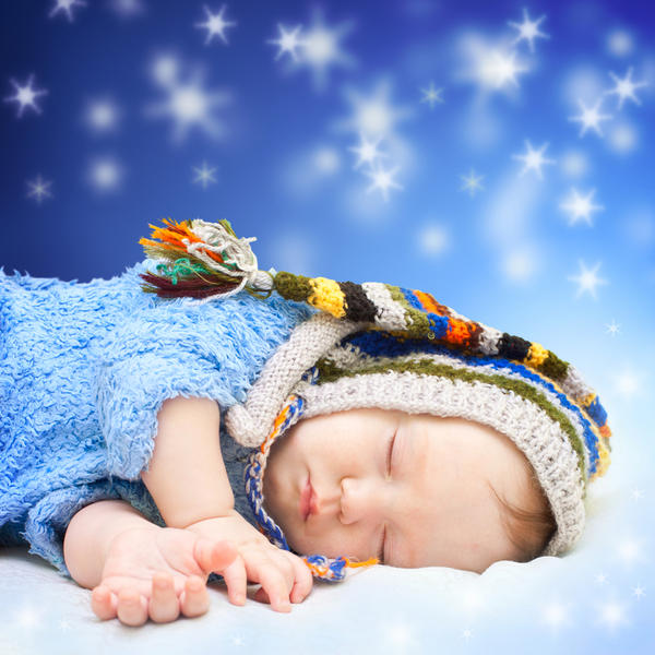 How do you get your baby to sleep during the night?