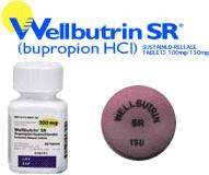 What side-effects might you have when you start wellbutrin (bupropion) sr?