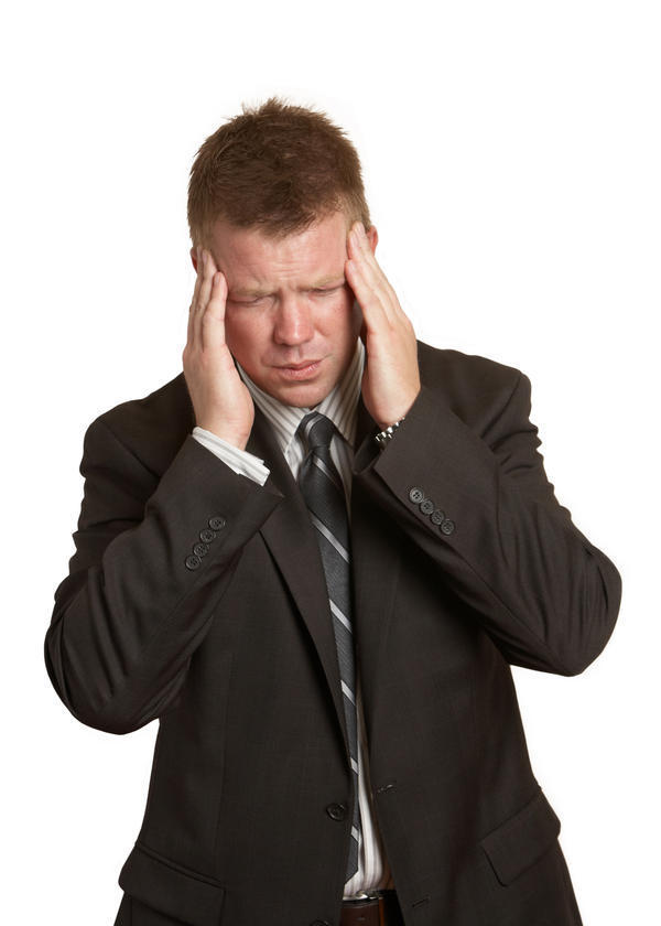 I have been experiencing migraines  quite often. I have a sharp  like a shock on the left side of my head near the temple, what does this mean?