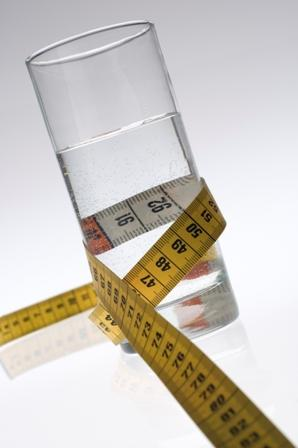 When first losing weight do we lose mostly water weight?