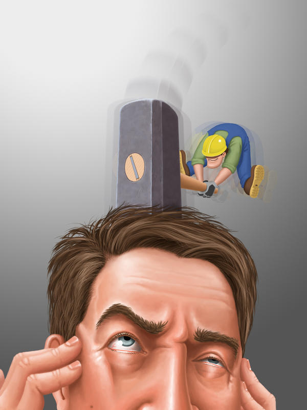 Head ache how can I avoid it?