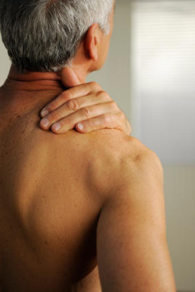 I recently had clavical surgery and now I have neck pain, what can I do?