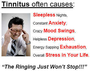 Could my tinnitus gone if my anxiety level reduced?