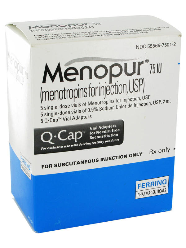 Cycle day 14 on menopur, progesterone level 1.2, estradiol 68. What does this mean?