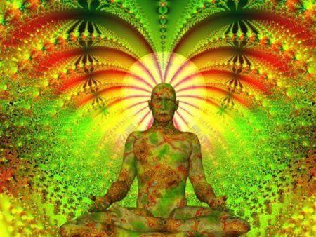 What is benefit of meditation in wellness?