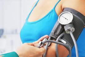 How do you take your blood pressure yourself?