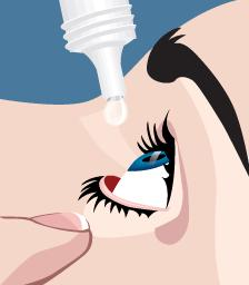 What is the best eye drop for burning and irritated eyes?