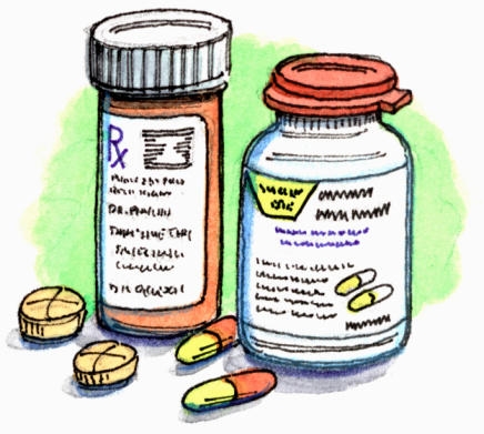 Can substitute medication cause me to feel unwell?