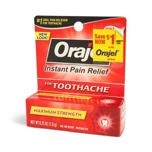 Orajel ok to use while pregnant?