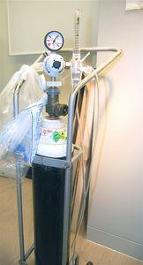 What can be helpful for someone with copd, taking a lot of medication and and needs oxygen at night.?