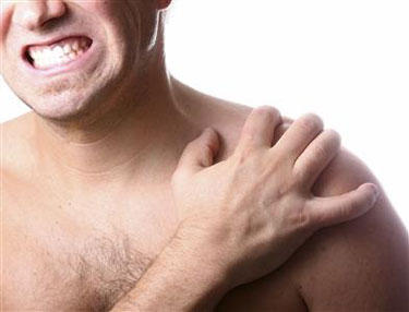 Is shoulder pain related to your heart?
