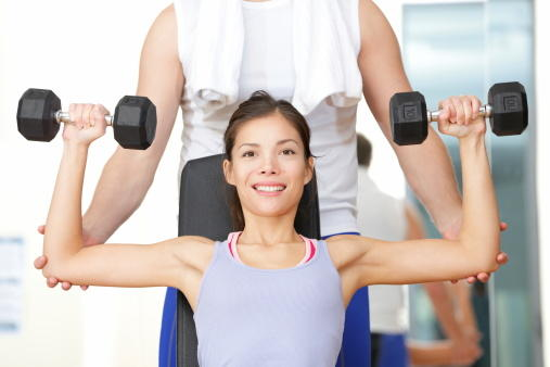 Does exercise increase or decrease breast size?