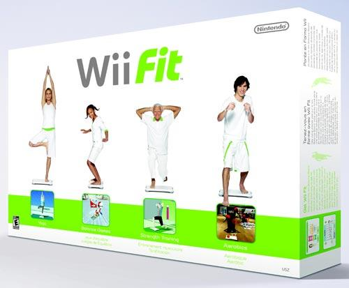 Which is more effective for exercising wii fit or ea sports fitness?