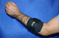 What will  help heal tennis elbow ?