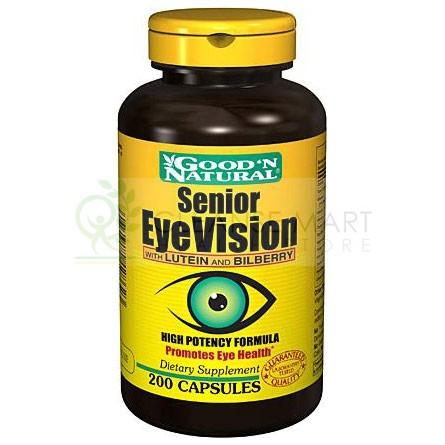 Are there any vitamins that promote eye health?