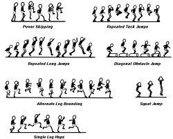 a description and history of plyometric training A 6-week plyometric training program was developed using two training sessions per week the training program was based on recommendations of intensity and volume from.