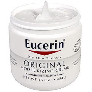 What moisturer and body wash do you recommend for eczema?