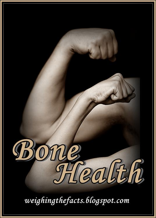What major role does exercising play in bone health?