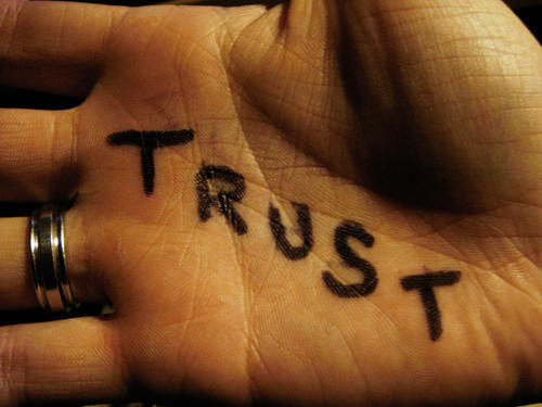 The easiest way to cover up deliberate harm to a patient is to use a psychiatric disorder. How can trust exist?