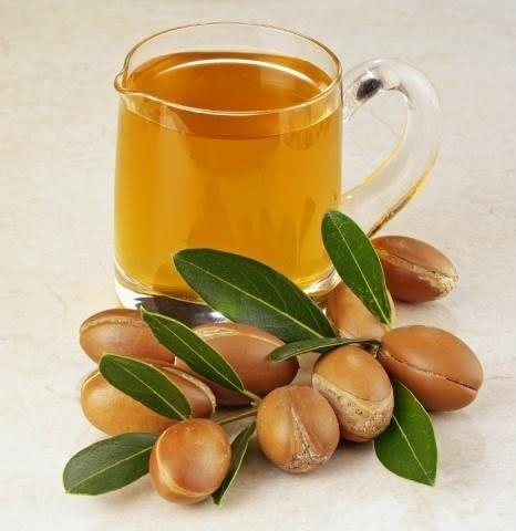 Can I massage my baby with argan oil?