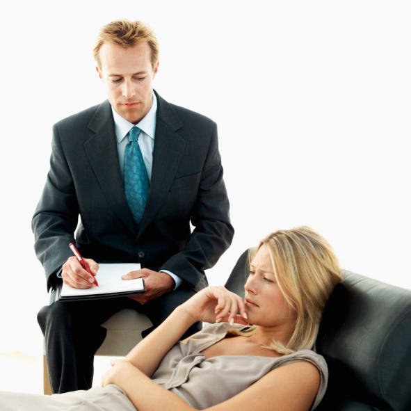 Do you think hypnotherapy is more effective than psychiatry?