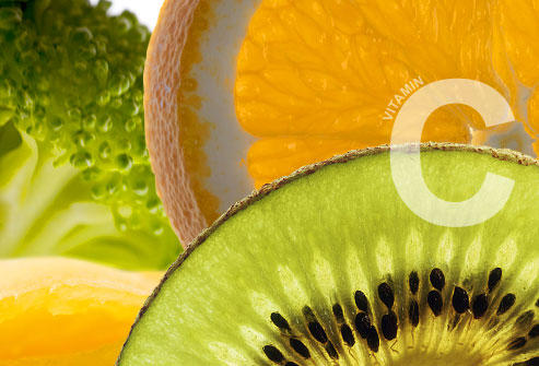What is rich in vitamin c?