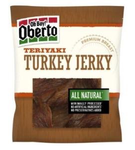 If I have to find, in the stores, high protein / low carb snacks, are there other things besides the usual turkey jerky or buffalo jerky?
