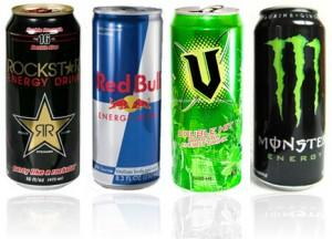 Why are b vitamins in energy drinks?