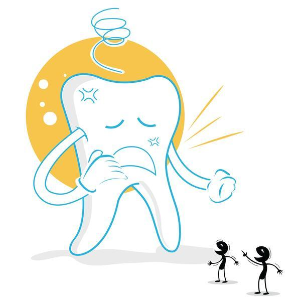 What is one way to stop my gums from bleeding after having a tooth extraction?