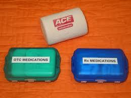 What's the difference between ACE bandages and roller bandages?