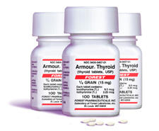 Why did you say don't use armour thyroid?