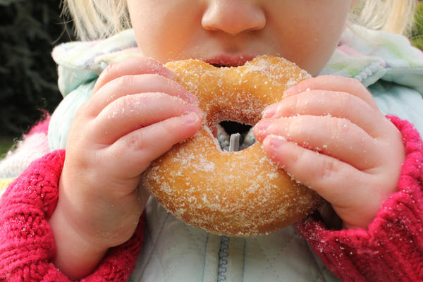 What is the reason there is an increasing number of obesity in children today?