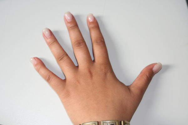 White Toes And Fingers Fingers Get White Starting