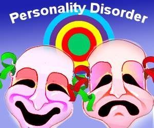 What is the definition or description of: personality disorder?
