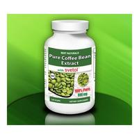 Does green coffee extract increase blood pressure