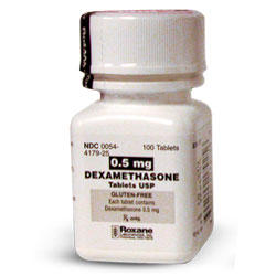 What is the use of dexamethasone tablet 0.5mg?