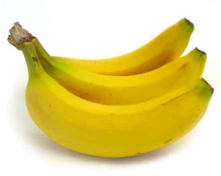 do bananas cause constipation