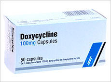 Burning tingling sansation in arms hands legs face &mostly l underarm 4th day on doxycycline should I stop taking it or just deal with side effects?