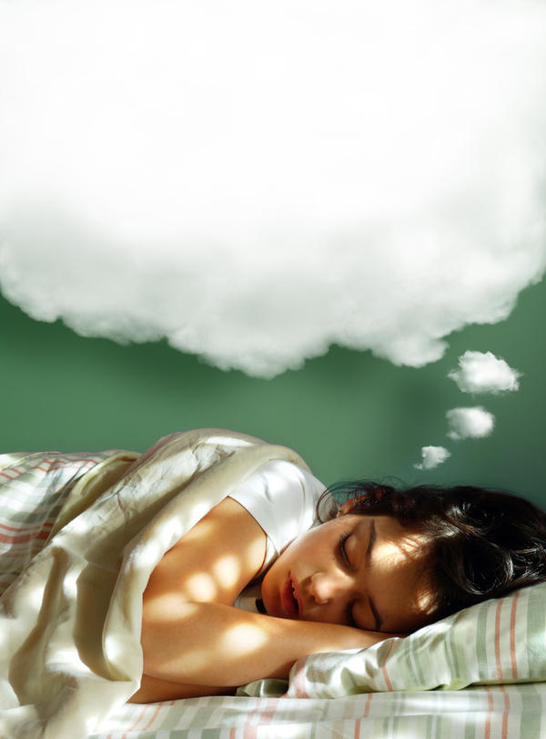 Why do I keep having troublesome dreams?
