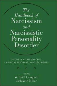 What is the definition or description of: narcissistic personality disorder?