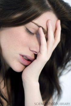 I have depression, hot flashes, anxiety before periods apart i m also suffering migraine, gastric problem?