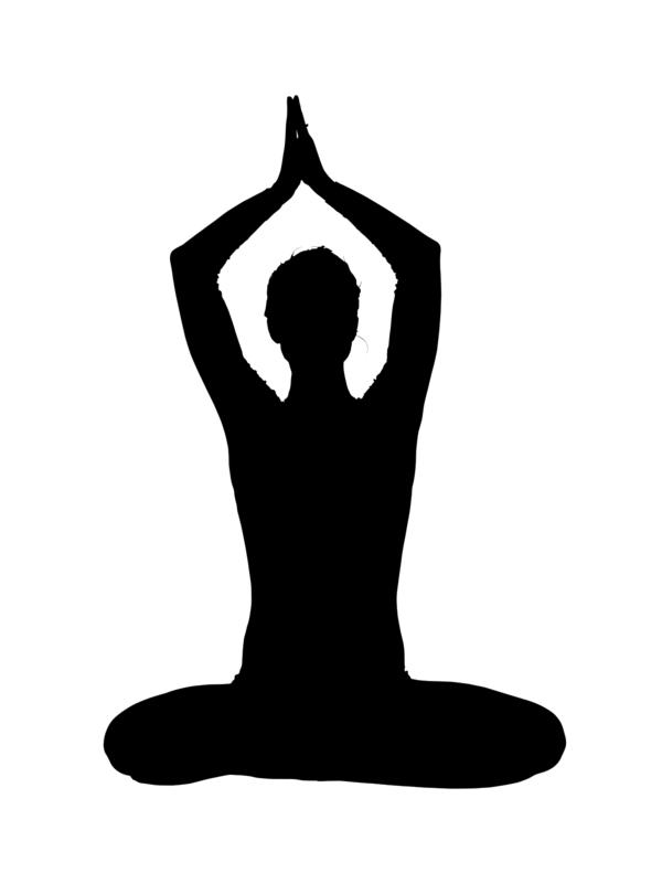 Is there a quick yoga position I could do during work?