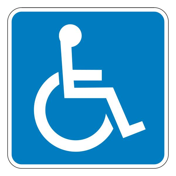 What is 'accessible accommodation' for the disabled?