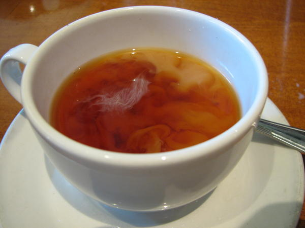 Will drinking  black tea hydrate me at all, even a little bit?  Or will it leave me with less hydration than before the tea?