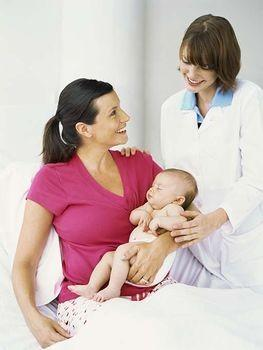 How does nursing differ in neonatal, newborn, and postnatal care?